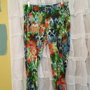 Like an Angel Pants - Like an Angel fun colorful joggers